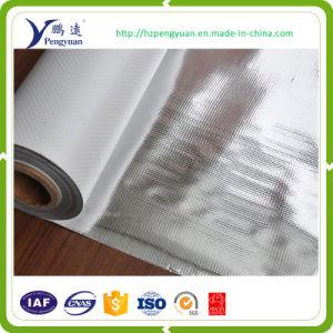 Single/Double os lados de folha de alumínio revestidos de tecido para isolamento