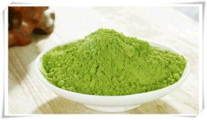 E Alta Quanlity saudável Chá Verde em pó instantâneo