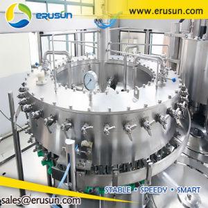 6000bph Cold Fill Soda máquina de enchimento de água