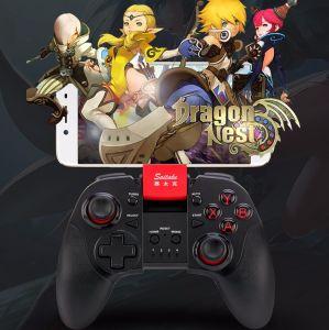 Androider Telefon-Steuerknüppel-Videospiel-Controller kompatibel mit intelligentem Fernsehapparat