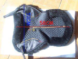 Rilievi della sella della pelle di pecora (MUMA35441)