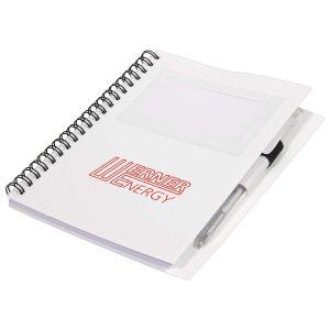 Notebook personalizado Memo livro impresso com o seu logotipo