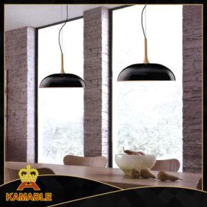 Gute Qualitätshölzernes Metallhängende Lampe (KA21162-1-500)