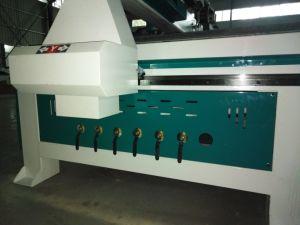 1325/1300X2500mm Carver machine CNC avec outils de gravure et de Rotary pour le traitement porte en bois, plaque en plastique, acrylique, PE, MDF, contreplaqué, du bois dur,