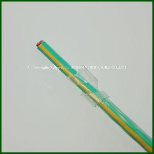 AWG12 AWG6 AWG Cabo Eléctrico1/0 Thhn Fio do Prédio de nylon / PVC