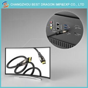 2.0 3D 4K HDMI Kabel-Mann zum Mann für PC HDTV-LCD