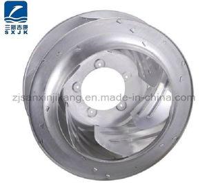 L'arrière incurvé Ventilateur centrifuge haute performance 355mm