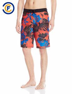 새로운 디자인 인쇄 남자 트렁크 널 간결 Beachwear 수영복
