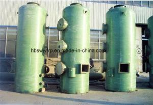 Fijne Particulates en de Zure Gassen drogen de Toren van de Reiniging van Gaszuiveraars FRP