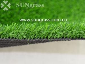 Barato preço paisagismo grama artificial para decoração (SUNQ-HY00178)