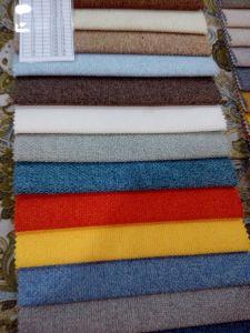 L'aise en nylon imperméable de 12 % 88 % polyester Tissu couvercle canapé canapé