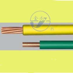 Arame revestido de PVC para instalação H07V-R