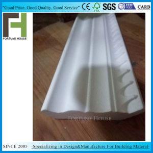 Hot vendre un moulage de polystyrène Corniche de décoration intérieure en mousse de polystyrène
