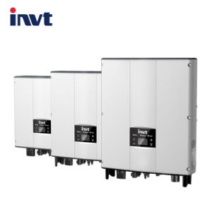 Invt Mg 시리즈 750va/0.75kVA 단일 위상 격자 묶인 태양 변환장치