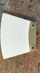Certificat ISO plaque de filtre pour filtre en céramique/Larox cc/processus minier de cuivre