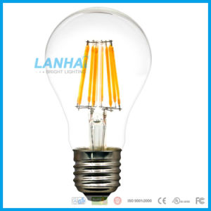 Um vidro19 2W/3W/6W E27 110V/230V a lâmpada de incandescência LED Vintage