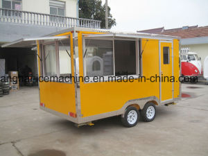 Lowest PriceのSaleのための2018熱いSelling Mobile Food TruckかFast Food Truck