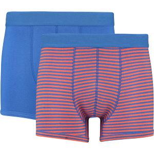 2-Pieces-Pack grand tissu de coton doux à bas prix sous-vêtements masculins