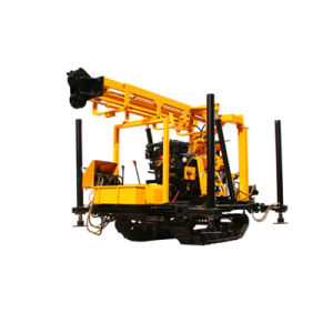 il pozzo trivellato montato camion portatile spinge i prezzi della piattaforma di produzione