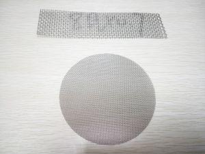 필터 Disc, Extruder Screen, Filter를 위한 Filter Mesh