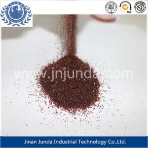Le grenat de sable et de filtration de l'eau/abrasifs/sablage/Garnet 30-60# pour le sablage au jet de sable et de traitement de l'eau