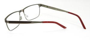De nieuwe Model In het groot Voorraad van de Stijl maakt tot het Metaal van de Orde Optisch Frame