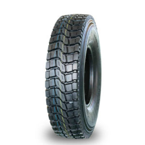 1100R20 DR804 LKW-Gummireifen mit Laufwerk-Muster-Reifen