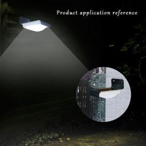 Wand-wasserdichtes Fühler-Landschaftssolarlicht der super hellen Beleuchtung-1W im Freien drahtloses angeschaltenes für Patio-Plattform-Yard-Garten