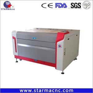 De Scherpe Machine van de Laser van Co2 van het Leer van Jinan
