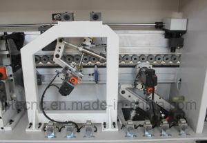 Canto final de PVC automática Fresagem de arredondamento Orladora a máquina