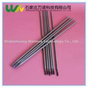 Aws E7015 J507Hidrógeno baja en sodio el tipo de electrodos de soldadura básica