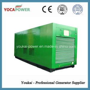 Двигатель Cummins электрический звуконепроницаемых дизельного генератора электроэнергии