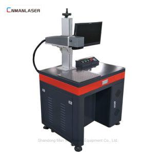 20W 30W marcadora láser de fibra para placa de metal