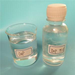 Dioctyl Phthalate DOP 99.5% voor de RubberRang van de Kabel van de Film