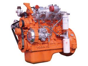 本物水Yuchai冷却の構築機械装置のディーゼル機関Yc4d125T3