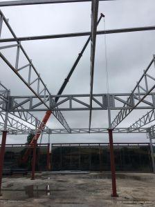 La estructura de acero de alta calidad de diseño de edificios /famoso diseño de la estructura de acero fungibles