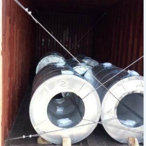 Lo zinco ha ricoperto le bobine d'acciaio galvanizzate d'acciaio dei materiali da costruzione dei prodotti della bobina
