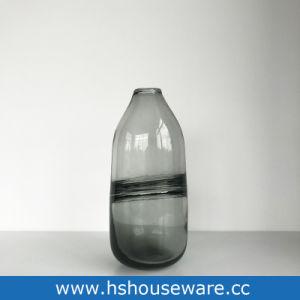 С другой стороны оптоволоконного кабеля перегорел твердых цветовое оформление стекла ваза, 11.8дюйма