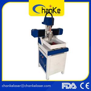 Mini máquina de torno CNC de metal y vidrio madera CK6090