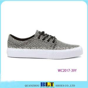 卸し売り女性の安いズック靴