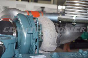 Corée Doosan MOTEUR P126ti-II Powered Générateur Diesel 300 kVA