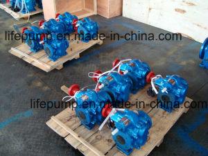 KCB de mejor calidad de la bomba de aceite de engranajes de acero hierro