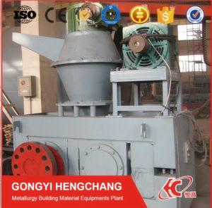 La force de la poudre de chrome à briquettes d'alimentation Appuyez sur le système de la machine