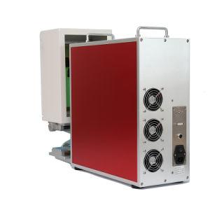 De Machine van de Gravure van de Laser van de vezel voor de Glazen van Ogen