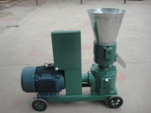小さい小型平ら農夫の使用の出力200kg/Hのための飼料の餌機械を停止する