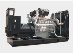 1000kw de generación de Gas Natural (WTQ1000GF)