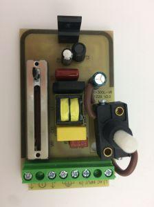 Control de pie de la gama completa de interior el atenuador