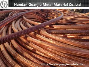 Sucata de fio de cobre com 99,95%-99.99% de pureza Fábrica Venda directa