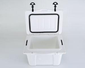 35L Rotomolded isolamento plástico com bloqueio da caixa do resfriador
