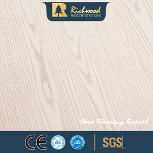 8.3Mm HDF em parquet de madeira resistente à água de carvalho branco laminado de madeira piso laminado